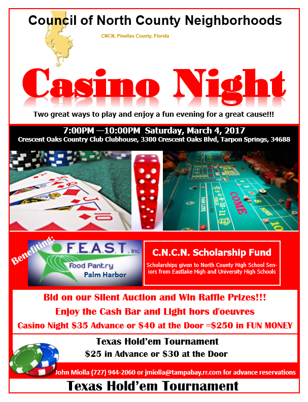 CNCN Casino Night 2017
